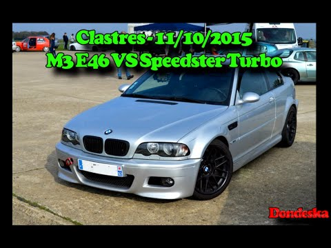 bmw m3 e46 csl airbox vs opel speedster turbo at clastres. Black Bedroom Furniture Sets. Home Design Ideas