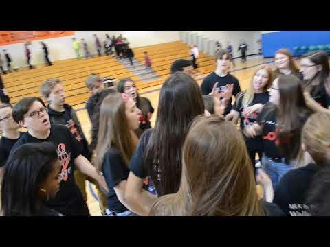 Walled Lake Western High School Choir Name of Love Tour 2018