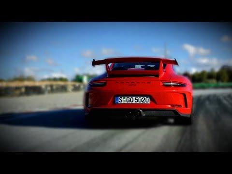 """Porsche 911 GT3 - """"Saugt auch weiterhin!"""""""