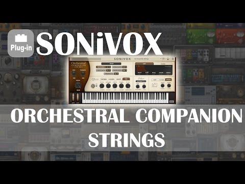 Sonivox: Orchestral Companion Strings [1€/1$ → Jan 31, 2017]