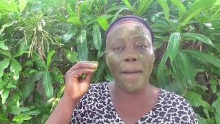 Removing Dark Spots, Age Spots, Pigmentation using Fresh Neem Leaves By Skin-Passion
