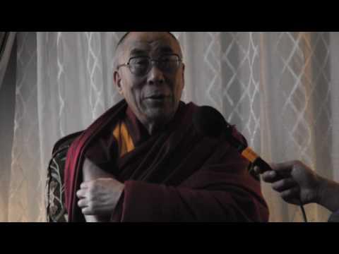The Dalai Lama - Radio New Zealand interview part 1