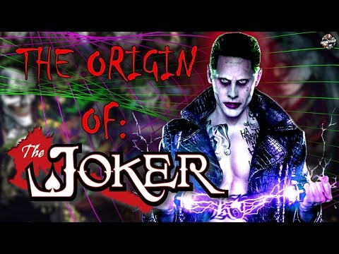 The Origin of: The Joker