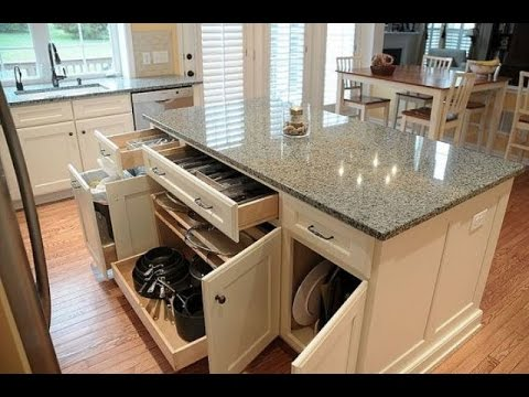 Kitchen Island Ideas With Storage