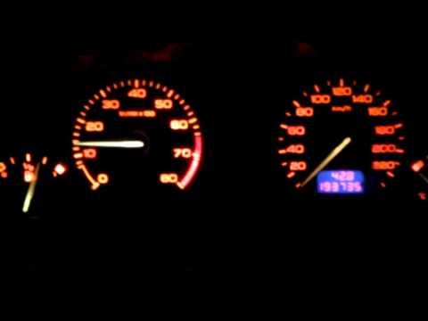 Peugeot 406 -14*C cold start