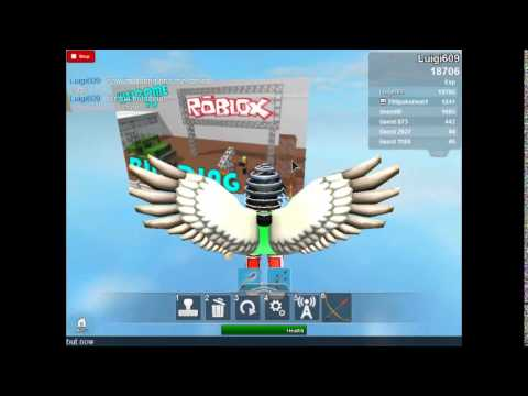 how to make a game like welcome to roblox building