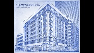 Photoshop: Transform A Photo Into An Architect's Blueprint Drawing