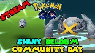 Pokemon GO BELDUM COMMUNITY DAY