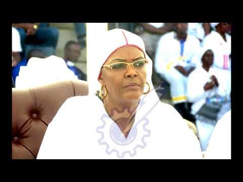 First Lady Amai Mugabe Super Sunday rally speech