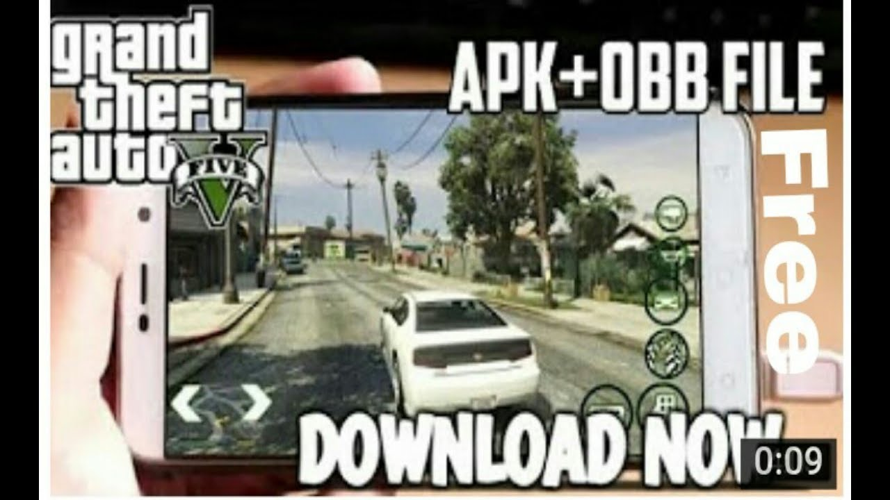 gta 5 game key for android mobile