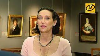 Французская принцесса посетила Национальный художественный музей