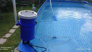 как сделать бассейн чистым