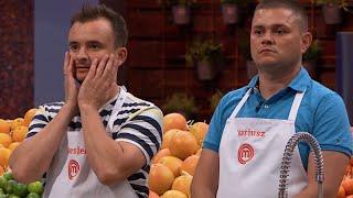 Jurorzy zrobili uczestnikom psikusa! Zamiast gotować razem, będą rywalizować! [MasterChef]