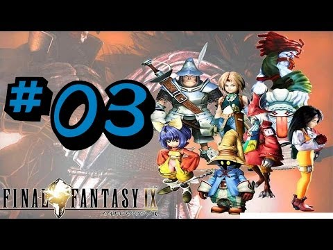 Make Final Fantasy IX (Detonado) #03 - Teatro, Sequestro e Fuga!! PT-BR Images