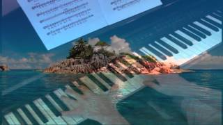 Island In the Sun – Harry Belafonte – Piano