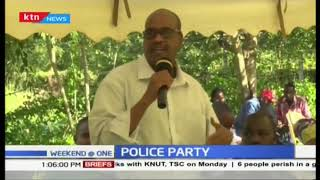 Police in Mbeere county to get house and commuter of 8000 and 400 respectively a month