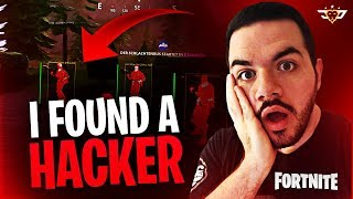I FOUND A HACKER IN FORTNITE! - Stream Highlights - Part 59! (Fortnite: Battle Royale)