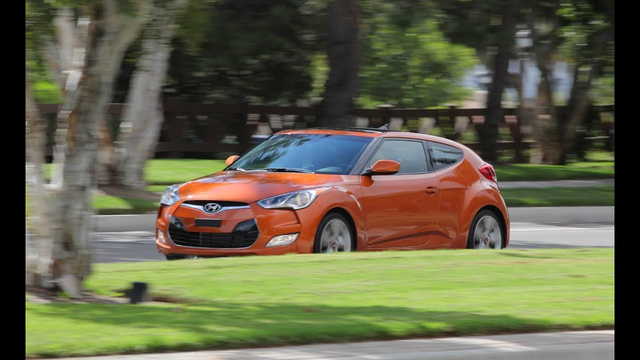 2012 Hyundai Veloster    Get 40 Mpg On The Highway!