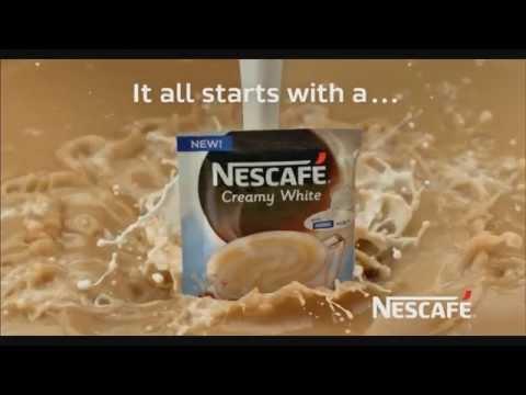 NESCAFÉ Creamy White: Your new #DOTD