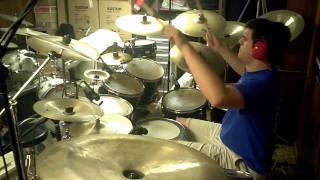 Creed - Rain  Drum Cover By Jd