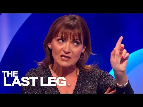 Lorraine Kelly Spills The Beans About Esther McVey - The Last Leg