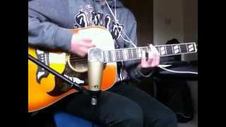 Gambar cover The Front Bottoms - Awkward Conversations (Rose EP Version) Acoustic Guitar Cover