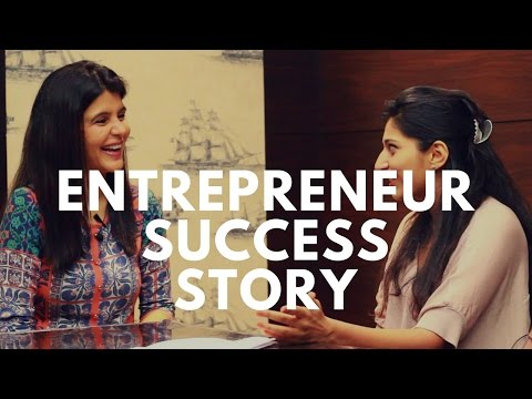 Entrepreneur Success Story India - Saucery #ChetChat