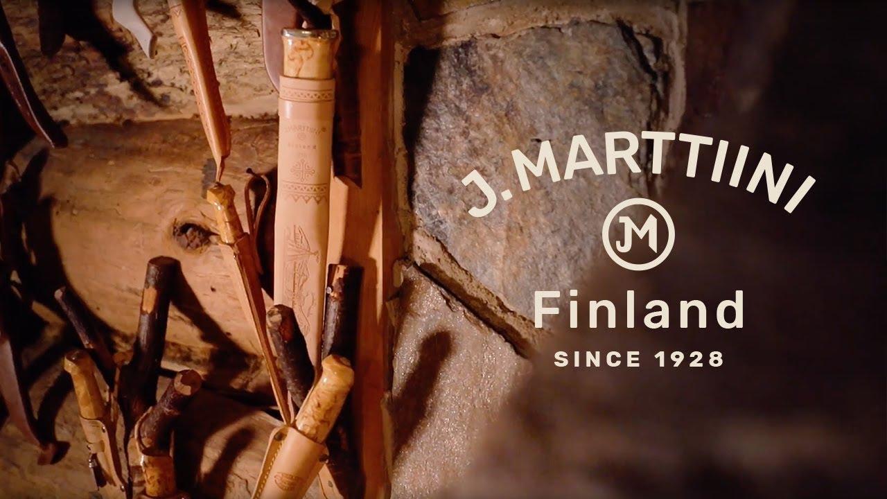 Marttiini Knife - Created by Arctic Evolution