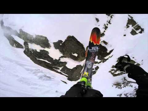 GoPro Line of the Winter: Blaine Gallivan - Jackson Hole, Wyoming 03.31.16 - Snow