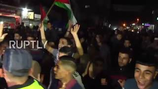 State of Palestine: Gazans celebrate ceasefire with Israel thumbnail