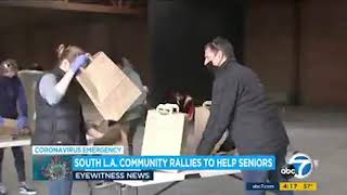 SoLa Impact Food Delivery (ABC7)