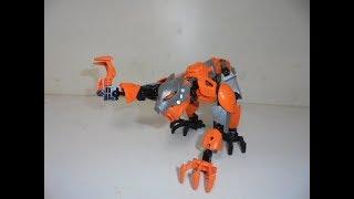 LEGO Bionicle MOC: Grahlok Ash Bear 2017