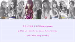 Girls' Generation - Mr. Taxi (Korean Ver.) (Color Coded Han|Rom|Eng Lyrics)