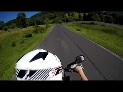 Short tripping vid on the KTM  SMC among magnificient landscape