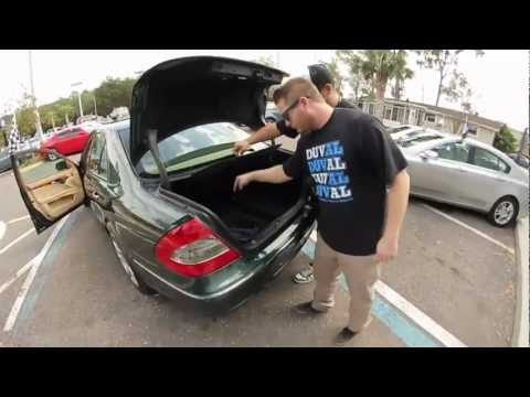 Autoline's 2007 Mercedes-Benz E-Class E350 Walk Around Review Test Drive
