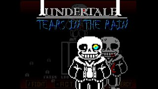 Scratch| Undertale Tears In The Rain [phase1 And Phase2] Inf Hp