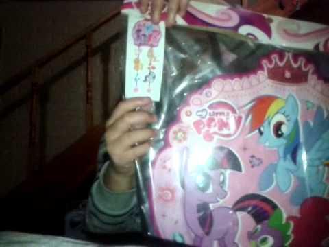 Tutorial On My Little Pony Center Piece Doovi