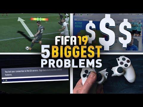 The Real Reasons FIFA 19 Is Bad