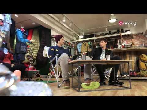Showbiz Korea - KIM JI-HOON and LEE KI-WOO TEACH USTHE WAY TO HAVE FUN!