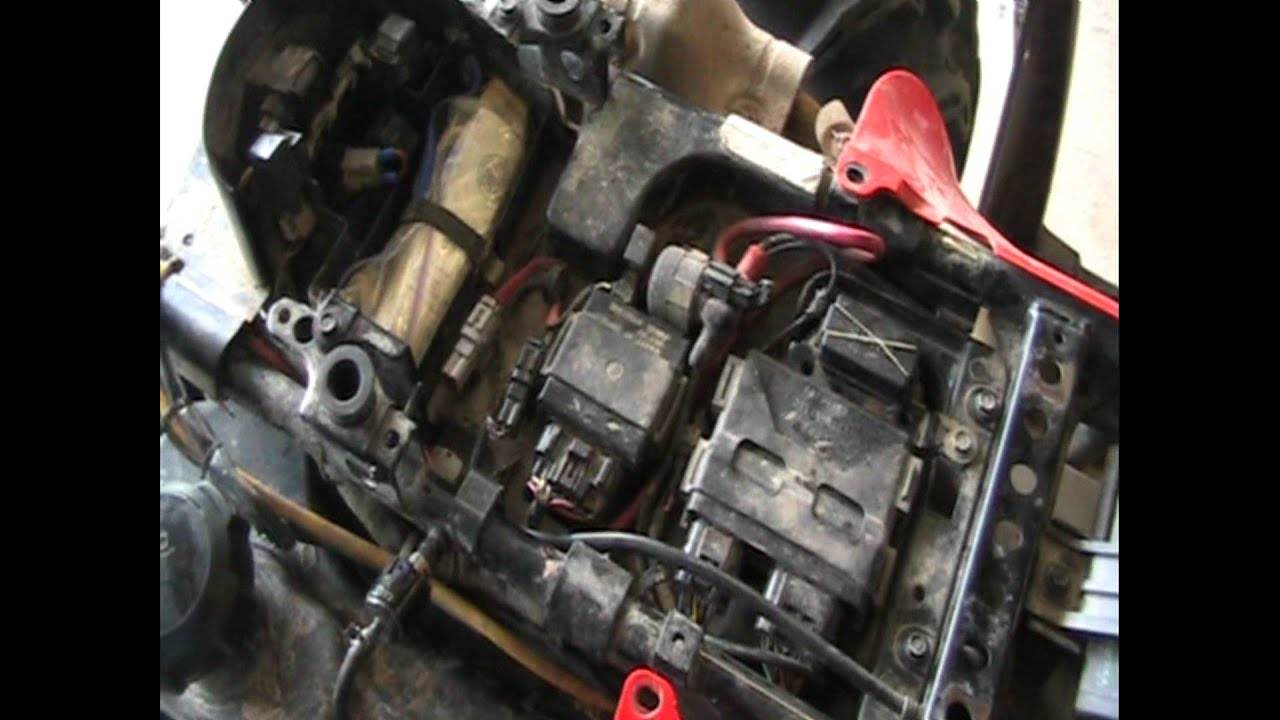 small resolution of smutty s brute fix part 4 bf 750i fuel pump relay bypass wmv