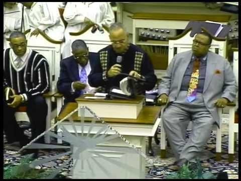 Elder's Series Jan 9, 2009 7pm Jeremiah Wright