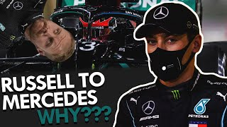 Why Mercedes Have Signed George Russell