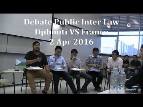 Public Inter Law Round 1 - 2 Apr 2016 (Djibouti Team)