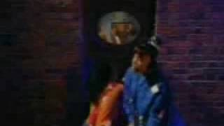 TLC Trying to get into a party and Left Eye is really not helping lol .flv