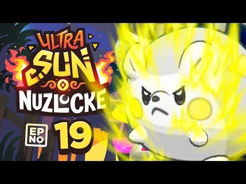 Pokémon Ultra Sun & Moon Nuzlocke! PART 19 - IT'S ABSORBING THE SPIRIT BOMB