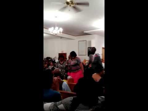 The Torain Family singing Heaven Belongs To You By The Alabama Gurlz....