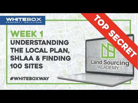 How to Find Off Market Land Deals Using Google Maps - Module 1 of 9 -  Land Sourcing Academy