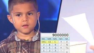 """Luis Esquivel Junior, el """"Baby Genius"""" de las matemáticas -..."""