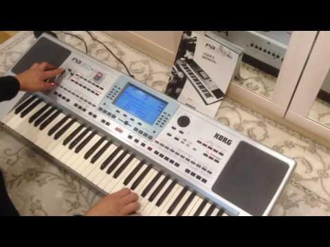 Обзор Azer Style Sound Korg Pa50SD MicroSD
