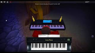 Avatar Medley - Avatar: The Last Airbender by: Jeremy Zuckerman & Benjamin Wynn on a ROBLOX piano.